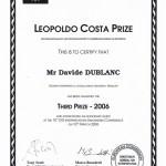 Leopoldo Costa Prize